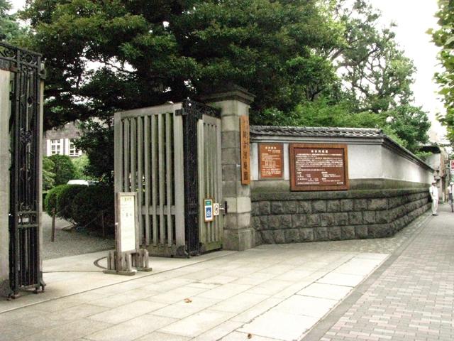 旧古河庭園☆北区西ヶ原