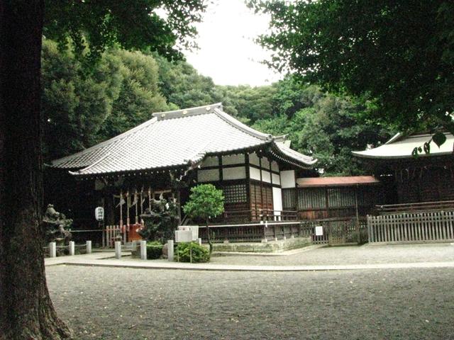 平塚神社☆北区西ヶ原