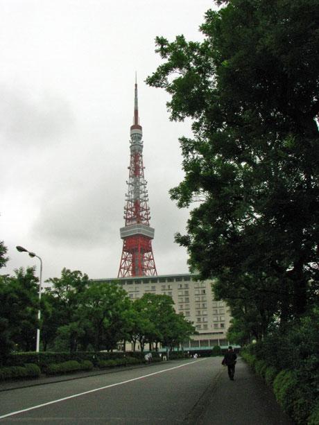 東京タワー☆港区芝公園