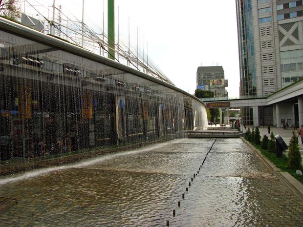 東京ドーム噴水