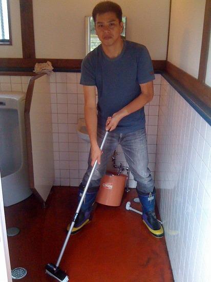 便所掃除 ミキティの激安家具SHOP