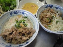 牛肉和え麺