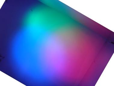 三原色投影