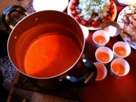 金時にんじんのポタージュスープ