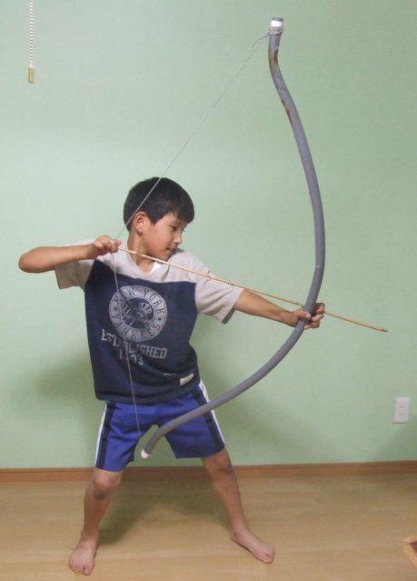 弓作り講座 | 原子人はあそぶ - 楽天ブログ