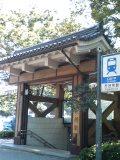 駅の入り口