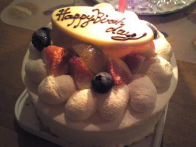 2010お誕生日ケーキ