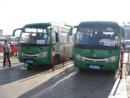 板橋行きのバス