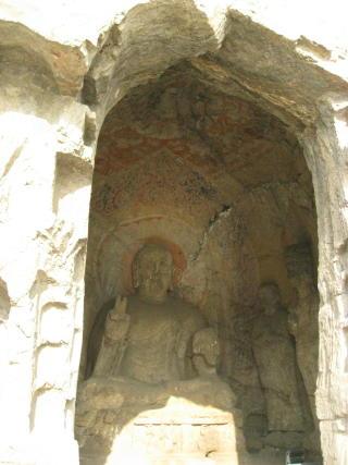 龍門石窟2