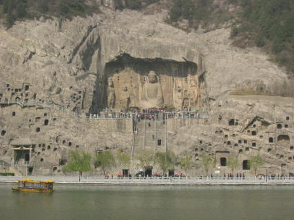 龍門石窟5