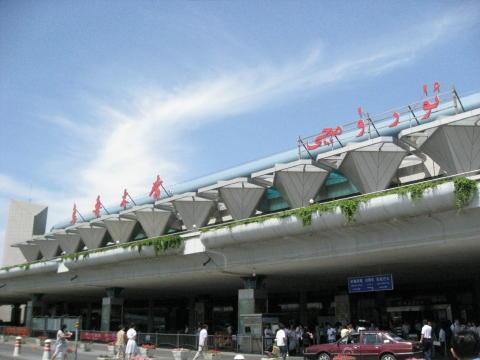 ウルムチ空港