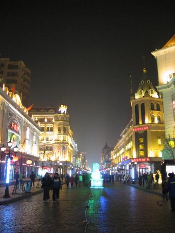 夜の中央大街2