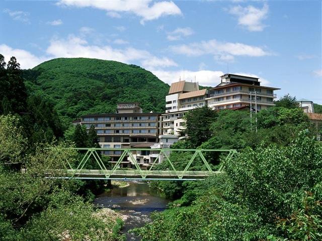 ホテル志戸平全景