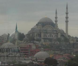 トルコ イスタンブール ボスポラス海峡 クルーズ モスク