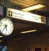 トルコ イスタンブール 地下鉄 改札