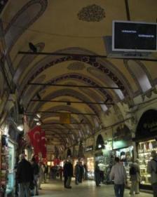トルコ イスタンブール グランバザール チャイ モスク ジャミイ