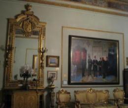 トルコ イスタンブール ドルマバフチェ宮殿 歴史