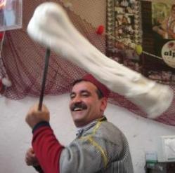 トルコ イスタンブール のびるアイス 挑戦