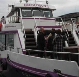 トルコ イスタンブール ボスポラス海峡 クルーズ