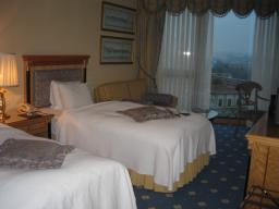 トルコ 五つ星ホテル ジェイランインターコンチネンタル