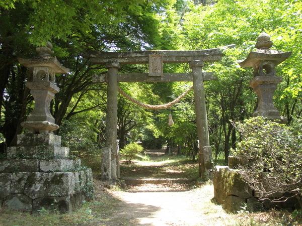 佐田神社鳥居