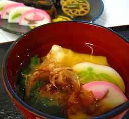 名古屋のお雑煮2010.01.02