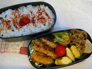 2009.10.15お弁当