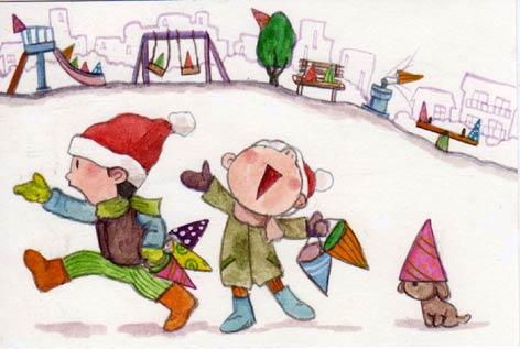 2012クリスマス 次行くよぉ