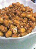 大豆のおかか炒め