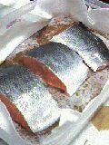 生鮭のヨーグルト味噌漬け