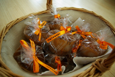 ハロウィンのかぼちゃのケーキ.jpg
