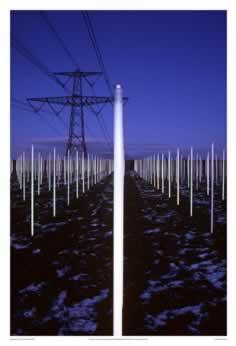 送電線の電磁波1