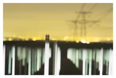 送電線発電所の電磁波