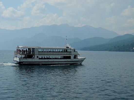 中禅寺湖遊覧船