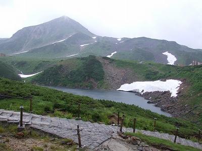 浄土山とみくりが池