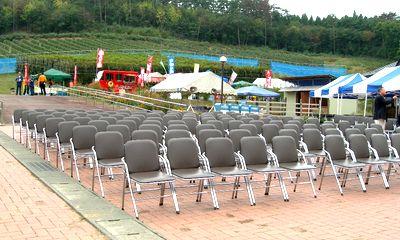 2010秋の大収穫祭_開会前