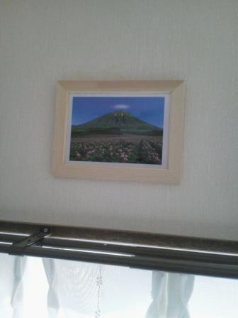 インテリア風水・山の絵を飾る | *しあわせのしっぽ*憧れの ...