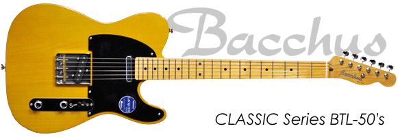 Bacchus BTL-50's BBD