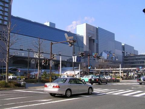 京都駅北口