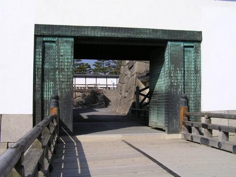 重要文化財 二条城 本丸 櫓門