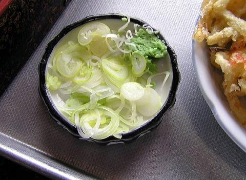 菖蒲町農協食堂薬味