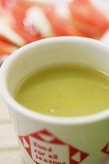 さつま芋の中華スープ