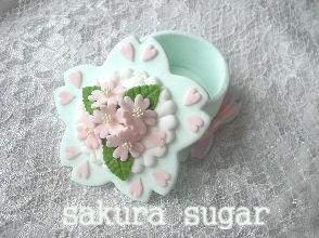 2010.3.13桜のミニシュガーボックス