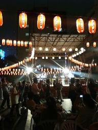 H19こいち祭 桜田公園 盆踊り