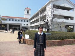 入学式2009.4.7