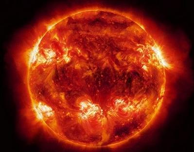 UV Image of the Sun