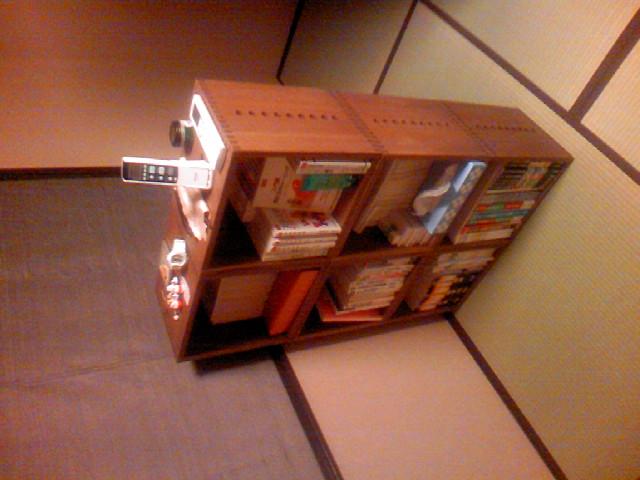 【まったりリフォーム】 8畳間のリフォームを機会に家具も替えることにしました。無垢材、シンプルを条件に探していたところヴァインはドンズバでした。部屋の間仕切り&本棚として重宝しそうです。和の雰囲気にぴったりです。今後も少しずつアイテムを追加していきたいと思います。【子供部屋 無垢 木製 収納 ラック キューブ カラーボックス 本棚 絵本 おもちゃ 収納 図鑑 大型本】