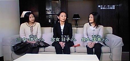 匡美 まさみ 日子NHK こだわり人物伝 藤子・F・不二雄 娘 じつこ 地子 くにこ.jpg