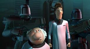 天馬博士とお茶の水博士 「映画ATOM」