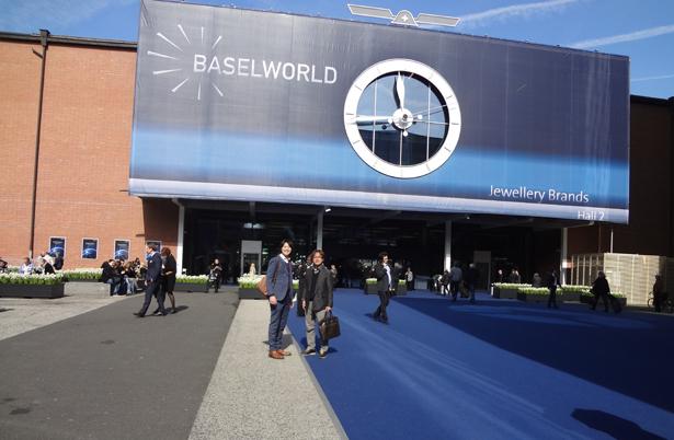 バーゼルワールド2012 ブルーク
